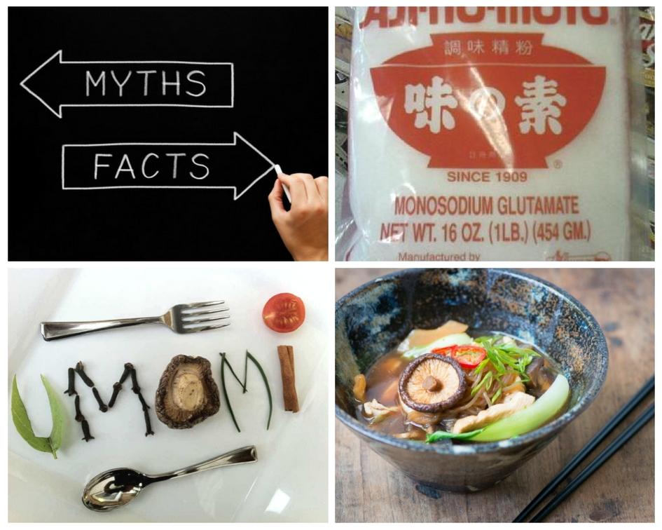 How Glutamates Make You Love Food