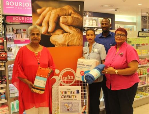 Appeal for winter warmth drive in aid of Durban elders