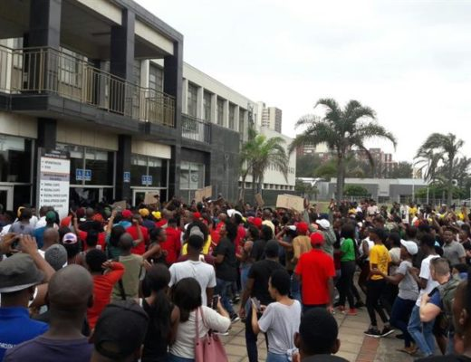 Minister Sisulu saddened by murder of student on MUT campus in Durban