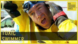 Meet toxic swimmer, Christopher Swain