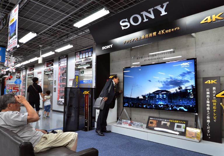 Sony posts $261 mn net profit in Q1 on PS4 sales, weak yen
