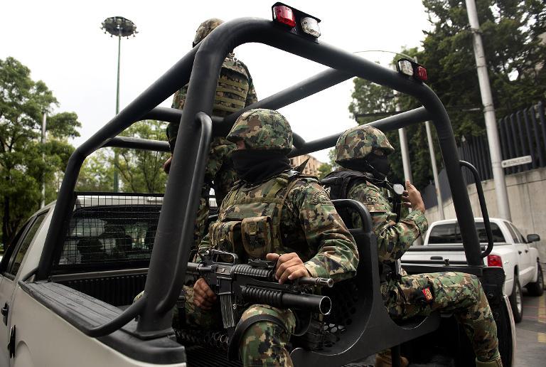 Mexico nabs Zetas drug cartel leader 'Z-42'   AFP