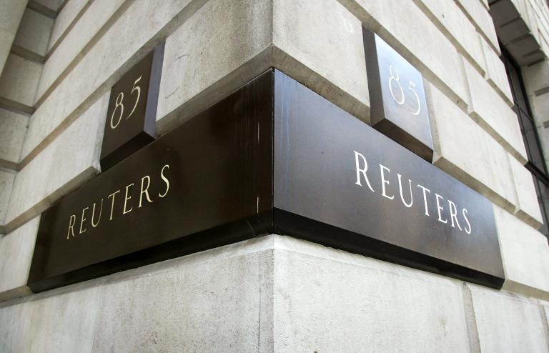 Reuters CEO departs for Euromoney | AFP | Ridge Times