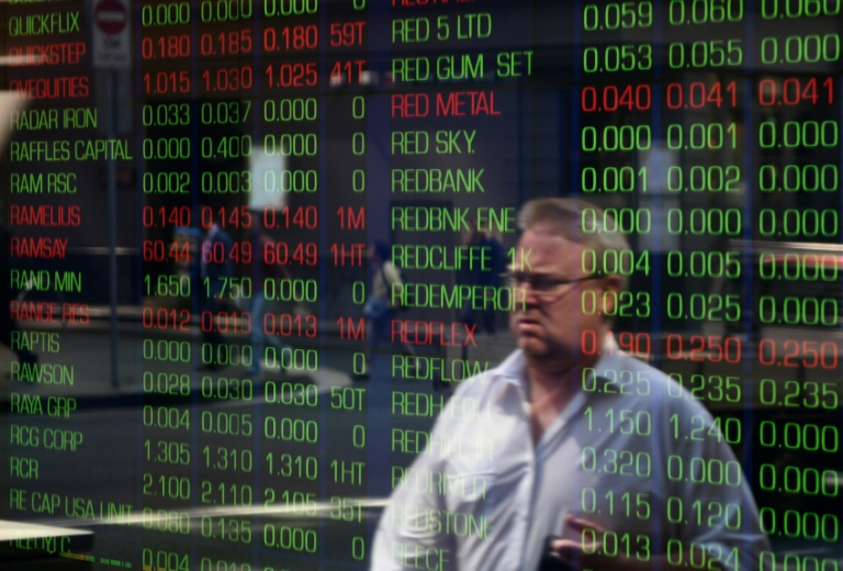53bed71e6f7 Asian stocks rise as global gains ease China hangover
