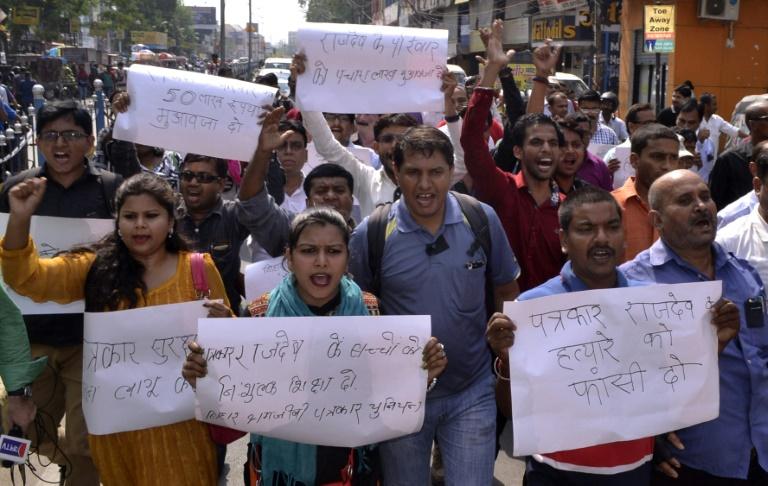 Press groups urge probe into Indian journalist killings