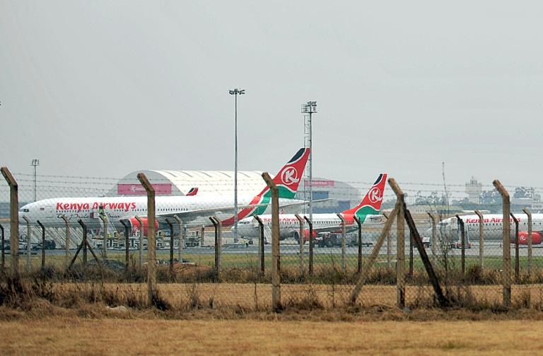 Kenya Airways: \'Pride of Africa\' tries to stop a long fall | AFP ...