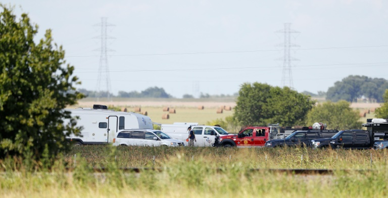 Balloon in deadly Texas crash likely touched power line   AFP