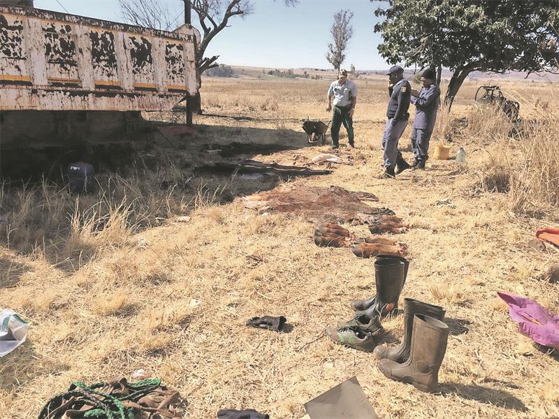 Boere ly duisende rande se skade