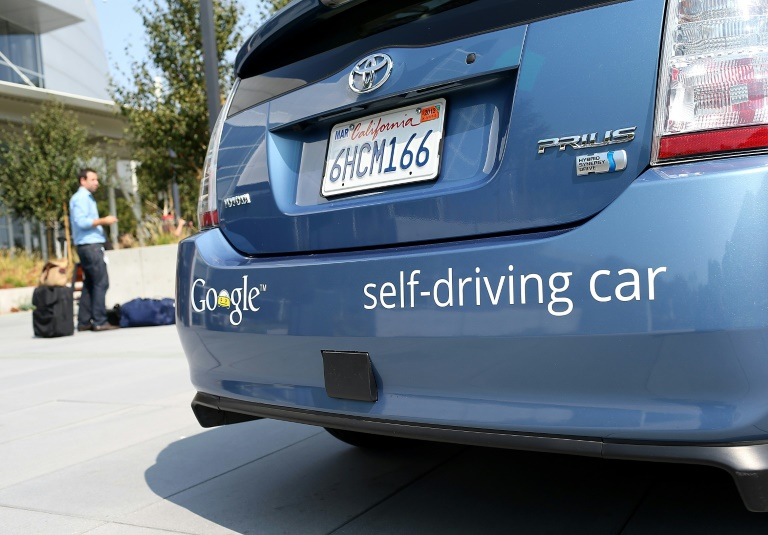 California, and Silicon Valley in particular, is a key location for automakers and tech startups working on driverless cars | © Getty/AFP/File | JUSTIN SULLIVAN