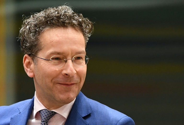 Eurogroup President and Dutch Finance Minister Jeroen Dijsselbloem states bailout talks with Greece will intensify | © AFP | EMMANUEL DUNAND