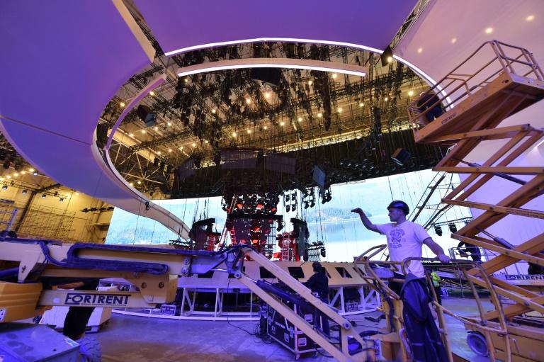 Russian TV drops Eurovision over Ukraine singer ban   AFP