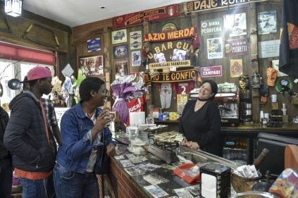 Refugees bring dying Italy village back to life | AFP