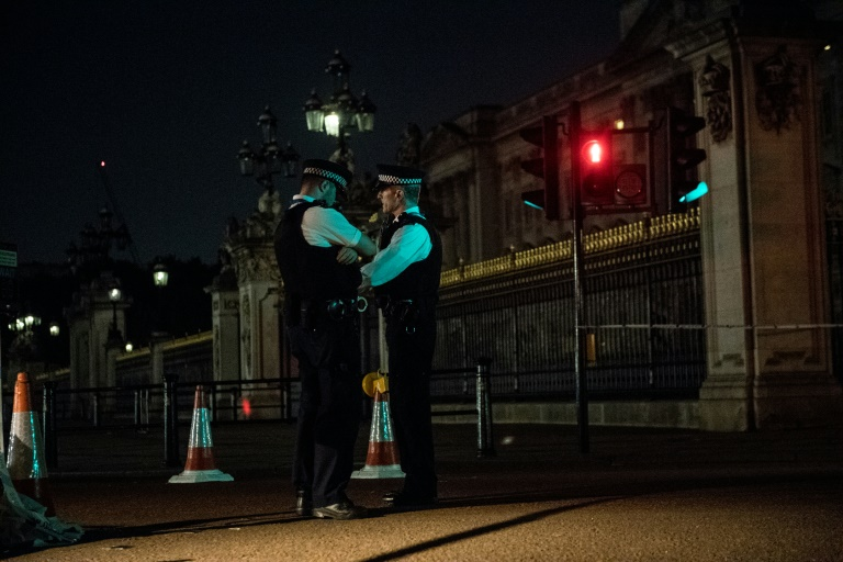Second man arrested after Buckingham Palace sword attack | AFP