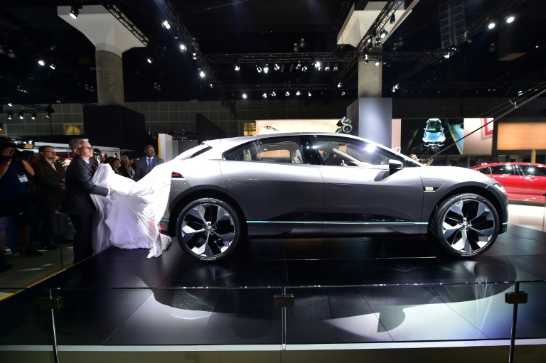 Are dreams electric? Jaguar promises more petrol-free models | © AFP | Frederic J. BROWN