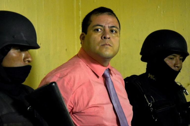 Guatemalan lawmaker Julio Juarez has been arrested over the 2015 killings of two reporters   © AFP   ORLANDO ESTRADA