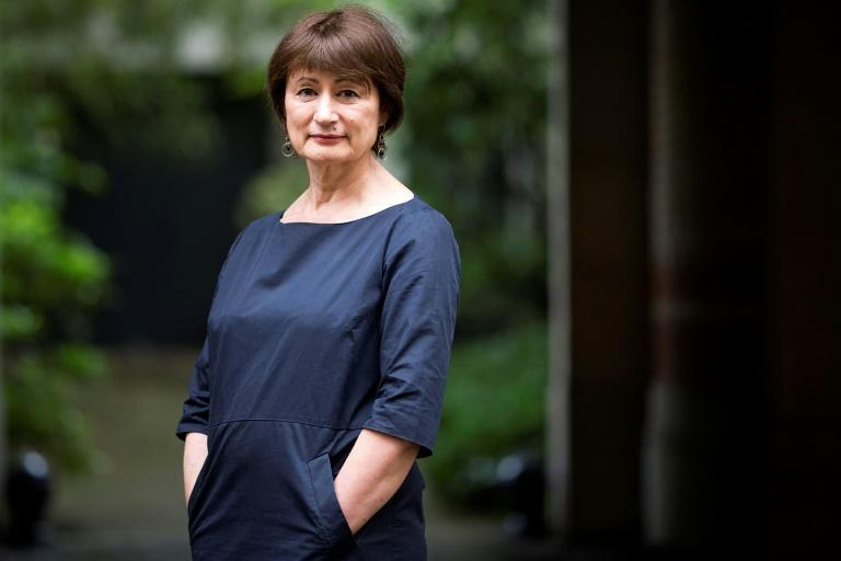 Catherine Millet, author of the bestselling memoir,