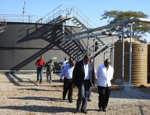 No diesel means no water for parched Giyani's water project