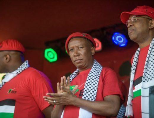 Dali Mpofu suggests EFF will boycott Obama's Mandela lecture