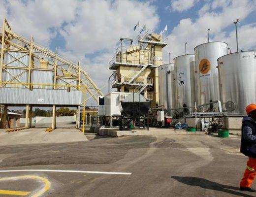 JRA launches new asphalt plant for 'faster service delivery'