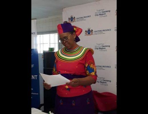 MEC Nandi Mayathula-Khoza rescues 45 children from shady crèche built at old Sharpeville graveyard