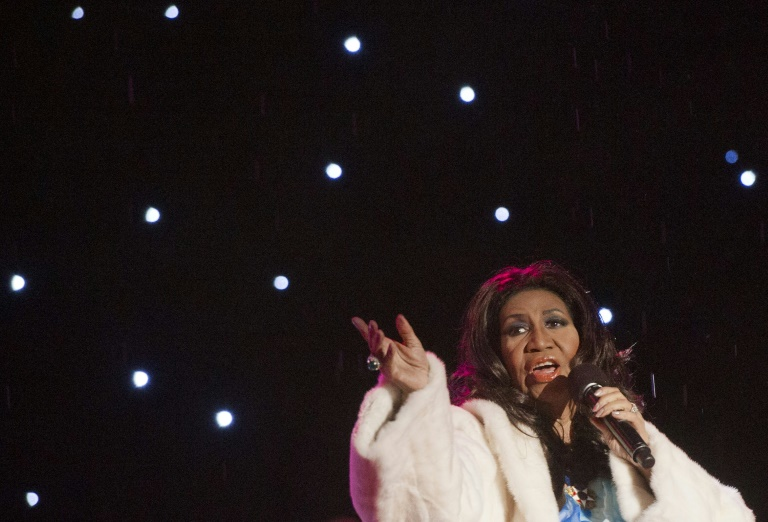 Music icon Aretha Franklin dies at 76 – VIDEO   AFP