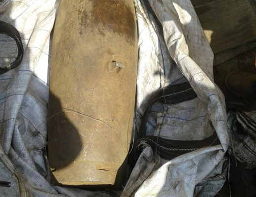 Bomb discovered in Benoni scrapyard
