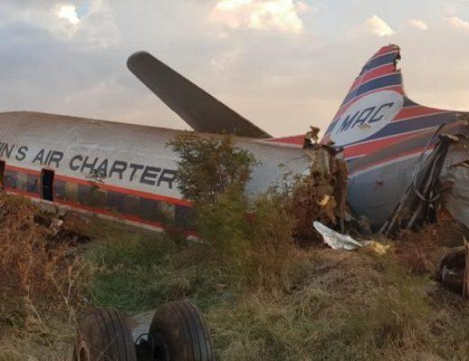 Convair crash report 'not worth paper it's printed on'