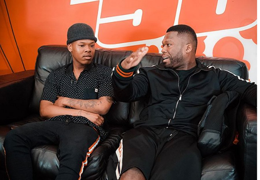 All4Women   50 Cent Gives Nasty C Advice About 'haters'   Rekord East All4Women   50 Cent gives Nasty C advice about 'haters'   Rekord East New Hair Cut nasty c new haircut