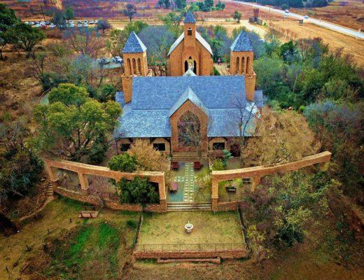 Armed robbers crash Pretoria wedding