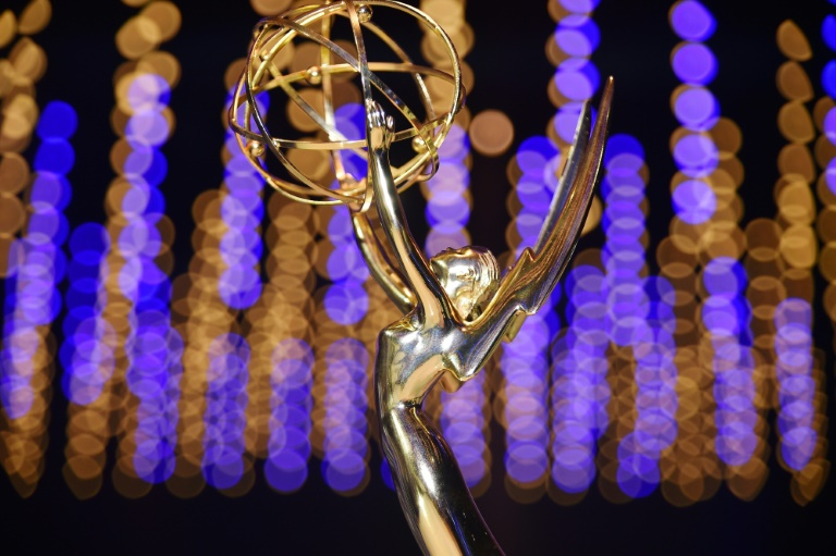 The 70th Emmy Awards take place on September 17 at the Microsoft Theater in Los Angeles   © AFP   Robyn Beck