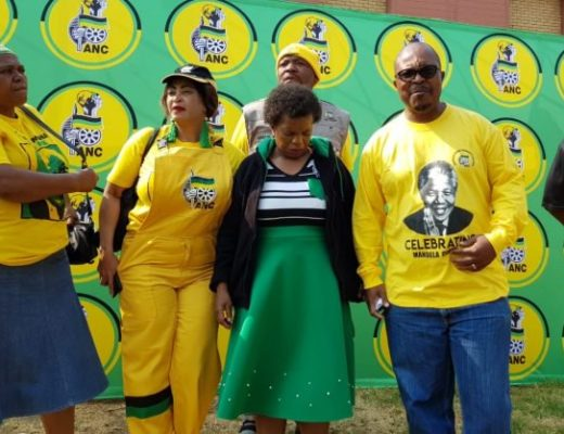 No Winnie Madikizela-Mandela airport yet, but ANC names food garden after her
