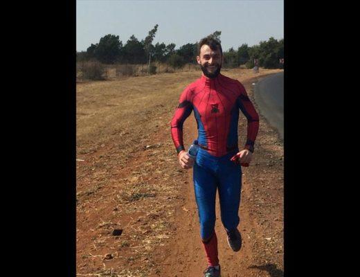 Pretoria's 'Spinnekop' shares his 43-day journey to Namibia