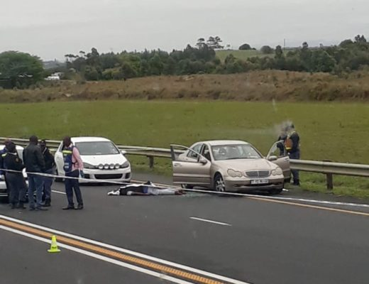 Cash-in-transit 'mastermind' and accomplice shot dead on N2 near Nyoni in KZN