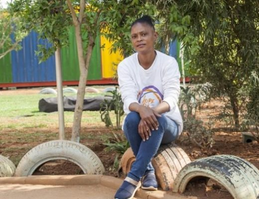Eldoraldo Park woman saved from her own demons, now works to save others