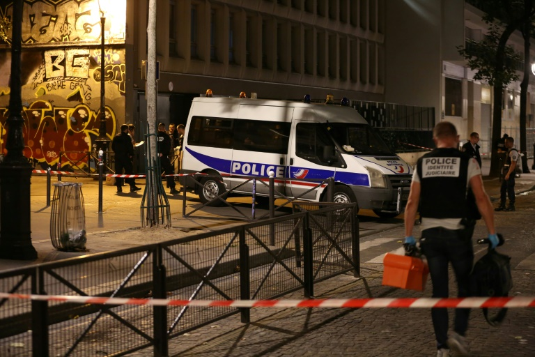 The attack took place in the 19th arrondissement of Paris | © AFP | Zakaria ABDELKAFI