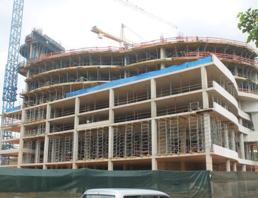 KwaZulu-Natal's R4-billion uMhlanga Oceans development stalls