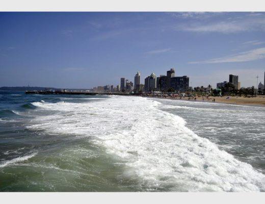 Nine KZN beaches awarded Blue Flag status