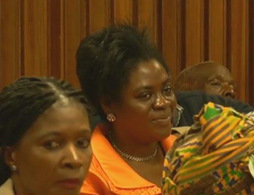 WATCH: Judge Makaula reprimands Pastor Omotoso's wife