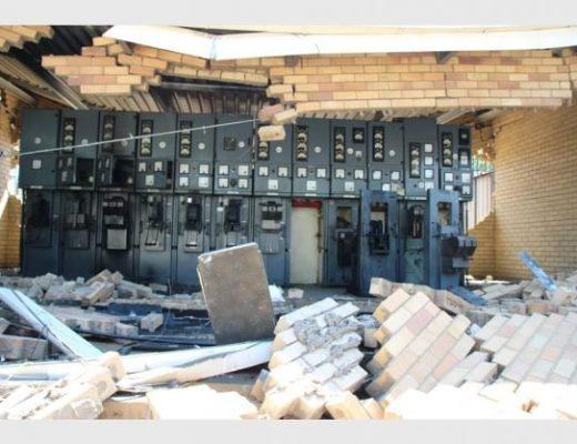 Germiston plunged into darkness after Elsburg substation explosion