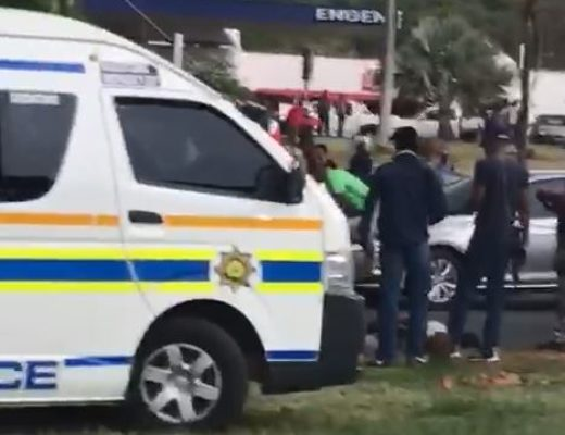 CIT robbers chase ends with arrests in Hartbeespoort