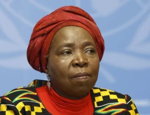Nkosazana Dlamini-Zuma has been the de facto deputy 'sickly' David Mabuza can't be