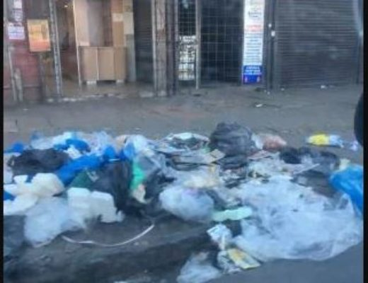 Ekurhuleni metro pressured to resolve dire waste removal crisis