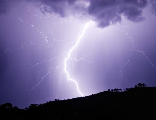 Severe storm warning for Gauteng