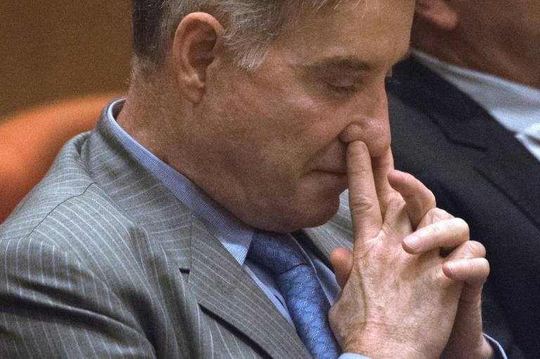 Brazil ex-billionaire fined $134 million for insider trading | AFP