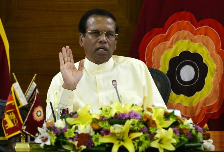 Sri Lanka president signs four death warrants to end moratorium