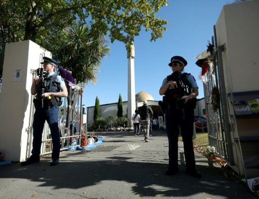 New Zealander jailed for sharing mosque shooting video | AFP