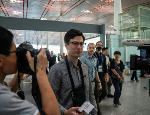 North Korea says released Australian student was 'spying' | AFP