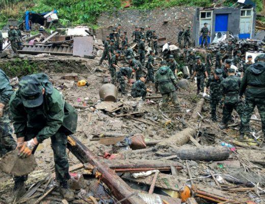 Typhoon Lekima death toll in eastern China rises to 32 | AFP