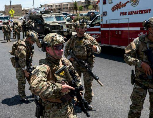 Gunman kills 20 at Texas Walmart store in latest US mass