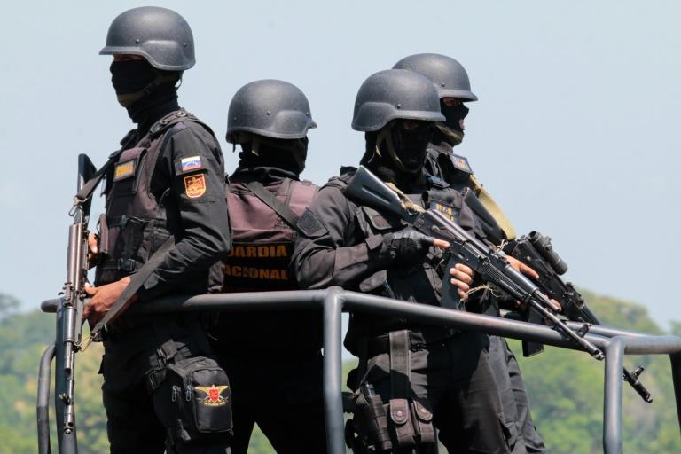 Venezuela begins war games on Colombia border | AFP